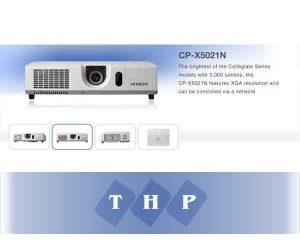 Máy chiếu Hitachi CP-X5021N -dienmaythaianh.com