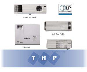 máy chiếu hitachi CP-DX300 -dienmaythaianh.com