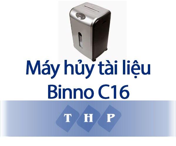 Máy hủy tài liệu Binno C16